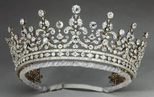 Antique Tiara for Queen Mary
