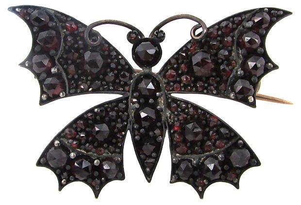 , Bohemian Garnet Jewelry to Admire, Victoria's Jewelry Box