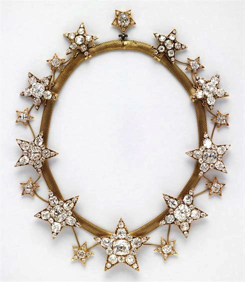 Necklace of the Stars, Portugal Crown Jewels