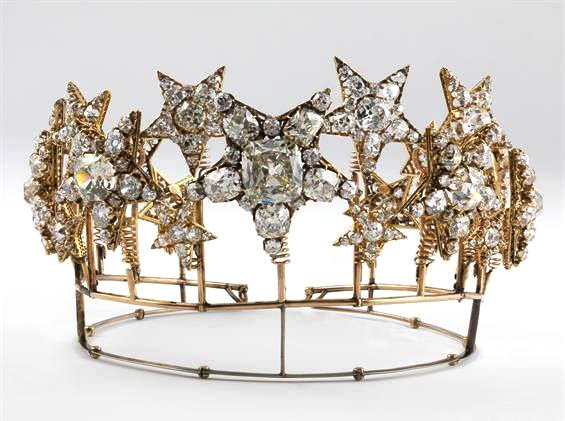 Diadem of the Stars, Portugal Crown Jewels