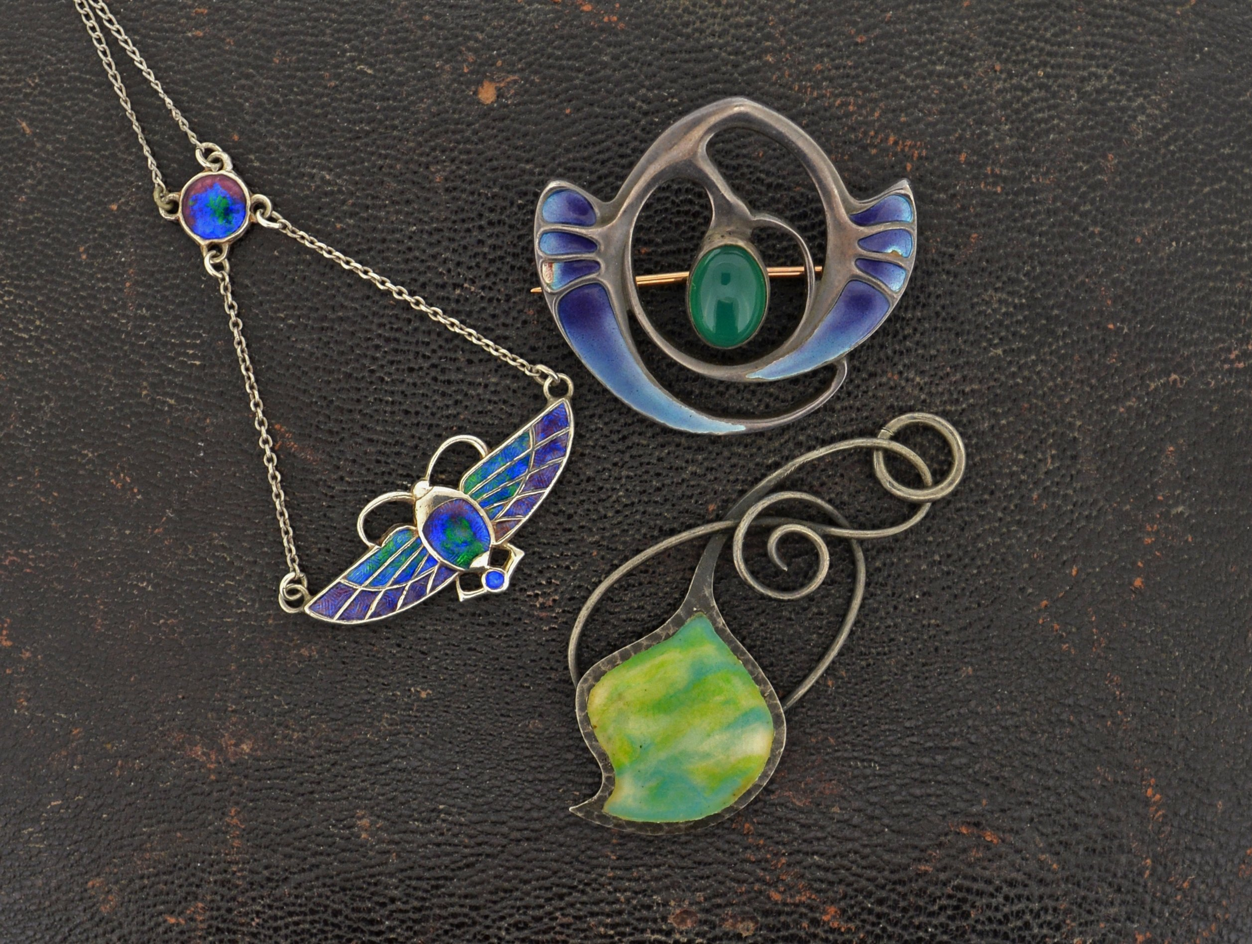 Buy Rare Art Nouveau Jewelry at Auction