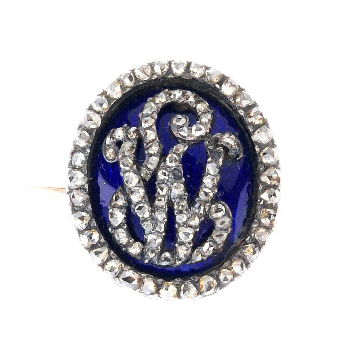 "<a href=""https://www.fellows.co.uk/2104-lot-386-A-late-Georgian-diamond-and-enamel-monogram-brooch?utm_source=Ageless%20Heirlooms&utm_medium=blog&utm_campaign=Ageless%20Heirlooms%20Vintage&utm_content=Blog%20and%20social"">LOT 386</a>"