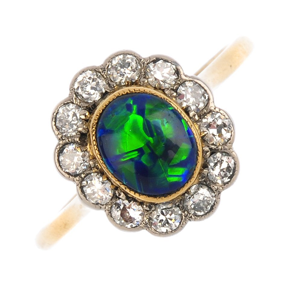 "<a href=""https://www.fellows.co.uk/2104-lot-79-A-black-opal-and-diamond-cluster-ring?utm_source=Ageless%20Heirlooms&utm_medium=blog&utm_campaign=Ageless%20Heirlooms%20Vintage&utm_content=Blog%20and%20social"">LOT 79</a>"