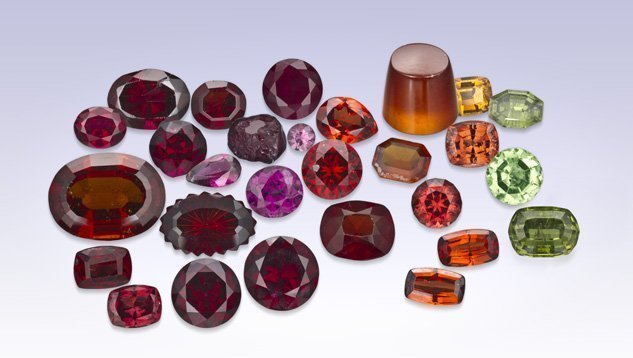 , 10 Interesting Garnet Facts to Share With Your Friends, Victoria's Jewelry Box