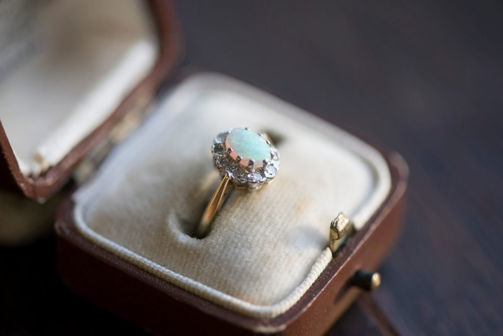 opal engagement ring superstitions