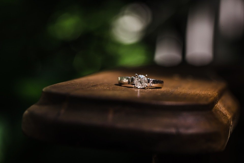 is a second hand diamond ring cheaper than a new one?